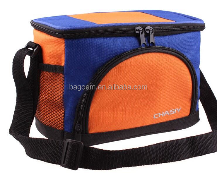 8 years manufacturer of durable aluminium foldable cooler bag