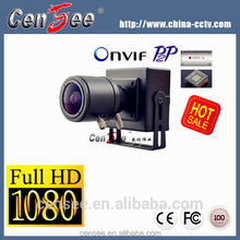 Mini IP camera 2.8-12mm ZOOM lens ONVIF network HD 1080P cctv camera security