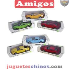 toy selling 1 43 Die cast car red yellow green blue Ford Mustang GT Chevrolet wholesale diecast model