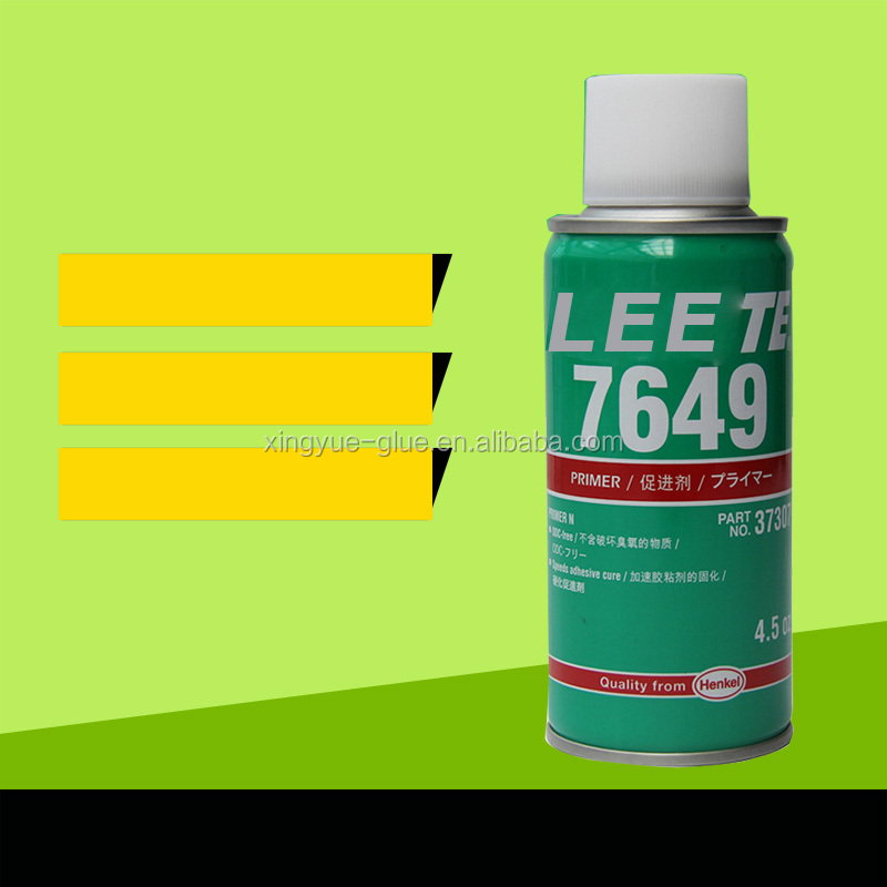 7649 glue, metal surface treatment agent, accelerate anaerobic adhesive accelerator
