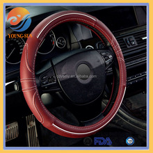 2017 Hot New Leather Car Steering Wheel Cover