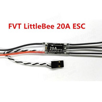 Favourite Little Bee 20A 2-4 LiPo Battery OPTO ESC Brushless