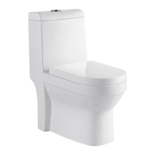 Cheap WC P-Trap One Piece Toilet China