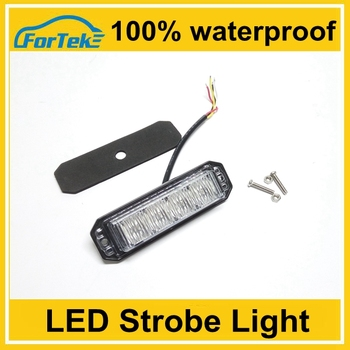 LED strobe light side flashing light with long warranty