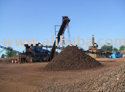 Indonesia iron ore 66% Fe