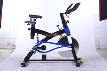 2018 New Commercial Grade Indoor Cycling Spinning Exercise Bike 20KG Flywheel Cardio Machine Fitness Training YB-S4000D