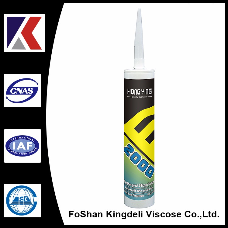 300ml neutral bulk silicone sealant
