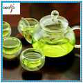 High quality fancy chinese unbreakable tea set