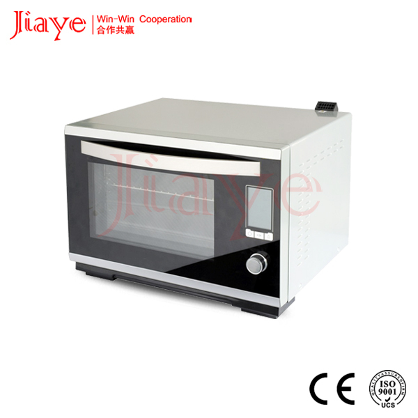 Zhongshan manufacturer digital timer control table type steam oven