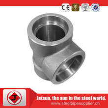 Socket weld reducing tee dimensions electrical lighting gi pipe fitting
