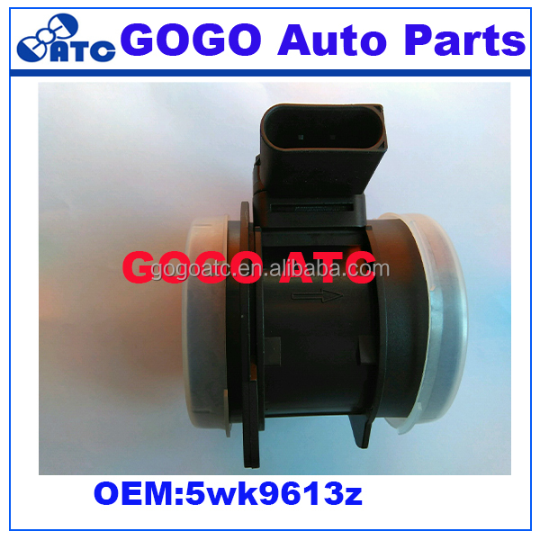 MAF Mass Air Flow Meter sensor 5WK9613 5WK9613Z 8ET009142331 A1110940148 for MercedesW203 CL203 S202 S203 C208 A208