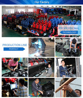 2016 the most hot sale electronic platform system cinema 5d 7d 9d 12d stimulator theater with cabin 9d vr cinema