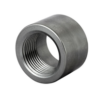 High Pressure Forged Carbon Steel Threaded