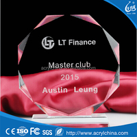Exquisite customized acrylic trophy design,Factory Wholesale Lucite Acrylic Awards And Trophy