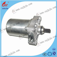 12V Electric Motorcycle Starter Motor Motorcycle Start Motor Factory Cheap Sell