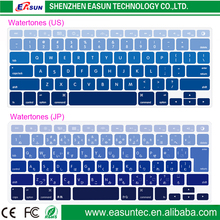 For laptop keyboard skin, OEM silicone keyboard cover