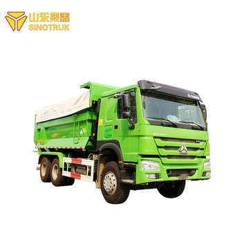Professional Manufacture lowest cost 6 wheel dump truck capacity