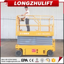 Factory sell reliable electric hydraulic self propelled scissor Lift