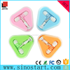 Wholesale chat earphone for gionee earbud for running with stereo sound