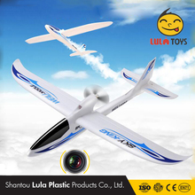 Boy toys model tech rc planes RC aircraft 3CH 2.4GHz rechargeable battery epo foam planes wireless uav remote control jet plane