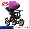 Wholesale Cheap Baby toy Tricycle Certificates CE PP Frame Material Children Ride On Metal Tricycle/ Kids Baby Tricycle