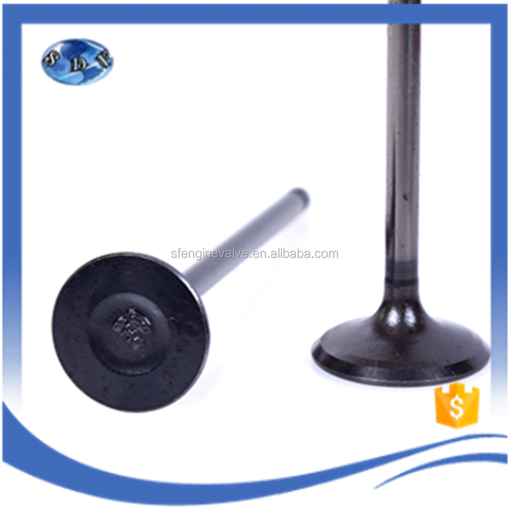 gasoline E13C engine exhaust valve&cylinder head engine