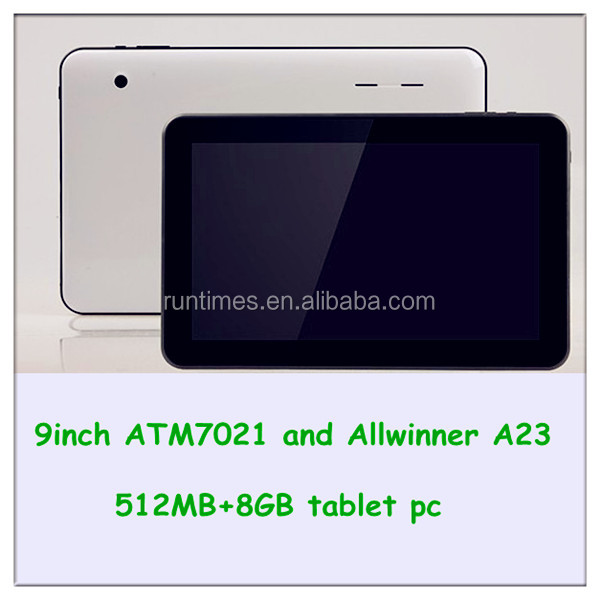 Free Shipping 9 Inch 8Gb Touch Panel 4000mah <strong>Battery</strong> 3.7v Tablet