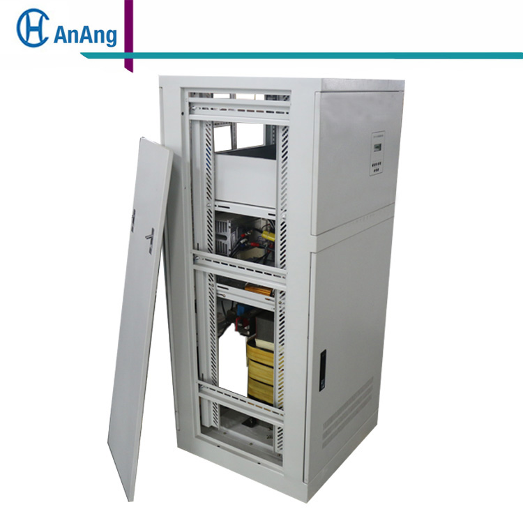 Power Control Sheet Metal Enclosure
