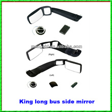King long bus side mirror