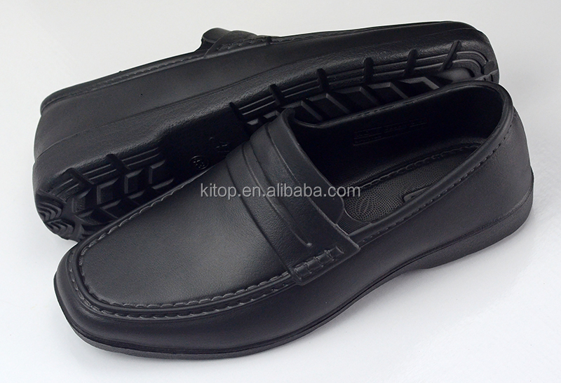 man dress shoe