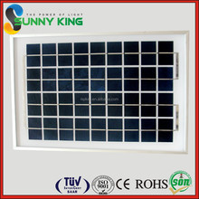 40w poly crystalline solar panel low price high quality with CE certificate