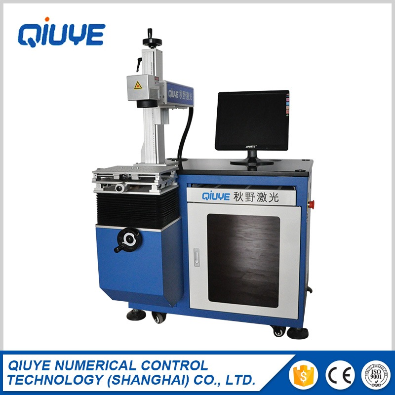 Best price cnc carving 30w laser machine for gold hallmarks