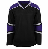 North Dakota custom colors practice hockey jersey accept your own design