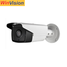80m IR Distance Hikvision H.264 4MP Bullet IP Camera DS-2CD2T42WD-I8