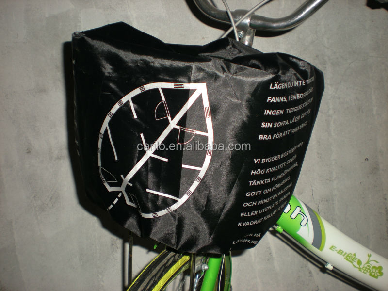 Promotional Bike Basket Cover