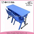 Great quality steel leg double student seat school furniture sale