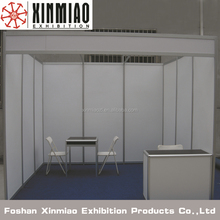 Foshan 6063 Aluminium Portable Modular Trade Display Exhibition Booth/Aluminum Exhibition Fair Stand with Competitive Price!