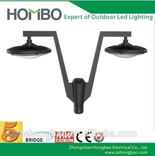 60w 100w IK 09 led garden landscape lamps fixture with for pole