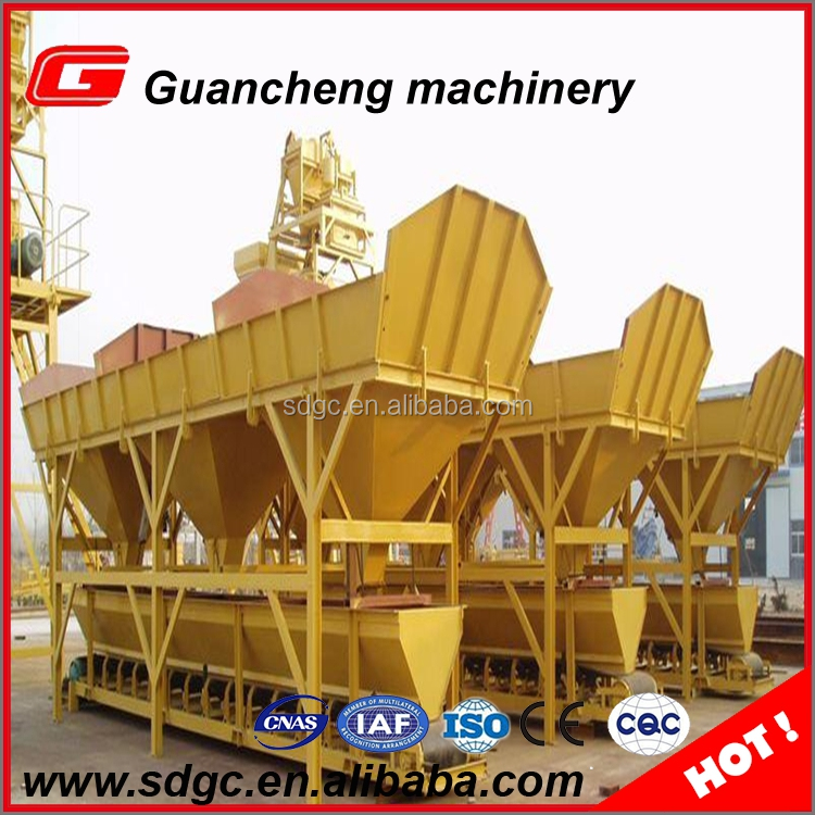 PLD series Concrete batching plant machine with two/three/four hopper for construction hot sale