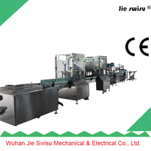 professional manufacturer fully automatic aerosol filling machine for chrome spray paint cans