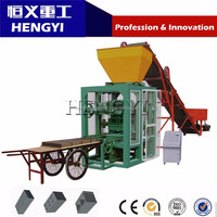 QT4-26 New direct product factory price used brick making machine for sale