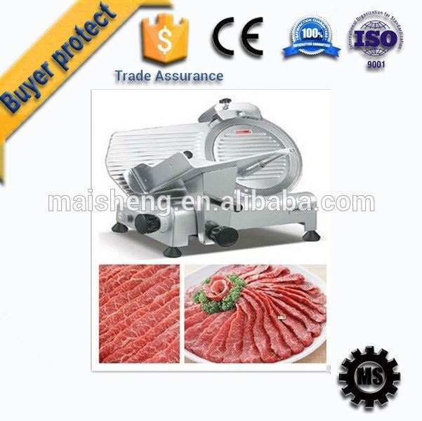 cooked meat cutter