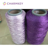 Dope color 100 polypropylene textured yarn for sewing