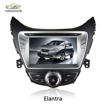 For Hyundai Elantra 2012 Car GPS Multimedia Navigator Radio System With Bluetooth USB SD China Factory Directly Sale