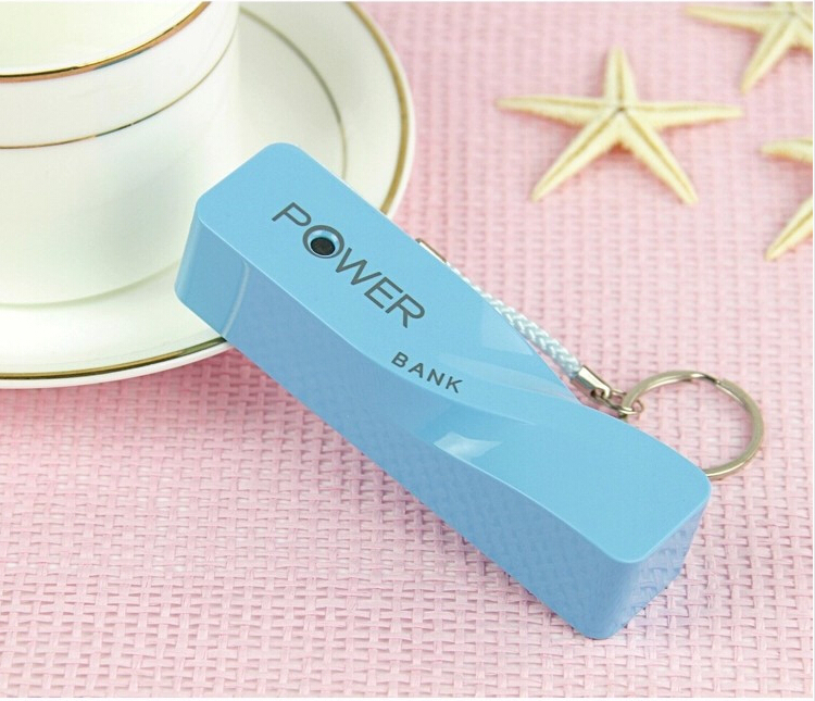 Mobile Power bank 2600mAh Perfume distorted Portable External Battery Pack for iphone Samsung S4 S3 all Mobile Phone