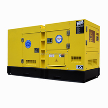 Manufacture Low rpm super silent water cooled power diesel generator