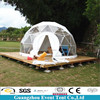 Used matt fabric geodome geodesic dome tent for festival celebration
