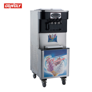 Gongly C713C industrial ice cream making machines