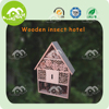 High quality movable insect house outdoor insect house wooden house