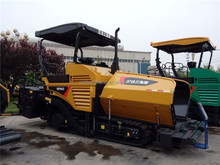 9m multi-functional gas heating asphalt concrete paver for road construction